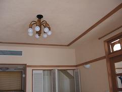 内装・天井 壁漆喰